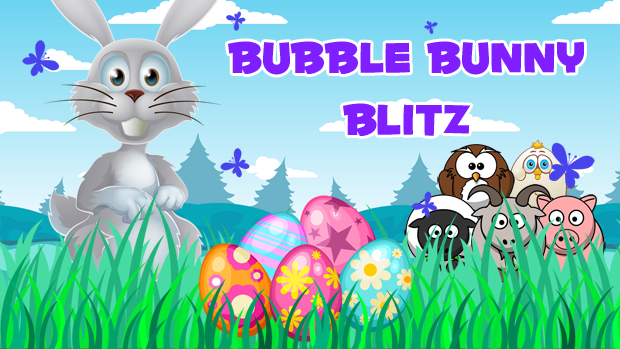 Bubble Bunny Blitz is an Easter themed bubble shooter game with 100+ levels 4