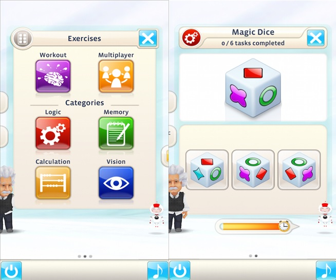 Einstein Brain Trainer App Now Available For Download From Windows Phone Store - MSPoweruser