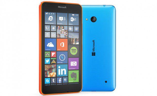 Lumia 640 Design