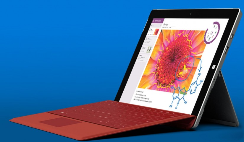 Surface 3 Hero