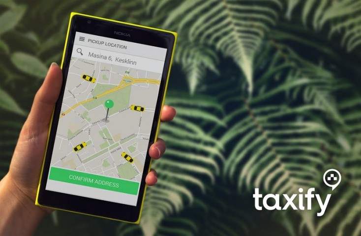 Taxify_WinPhone