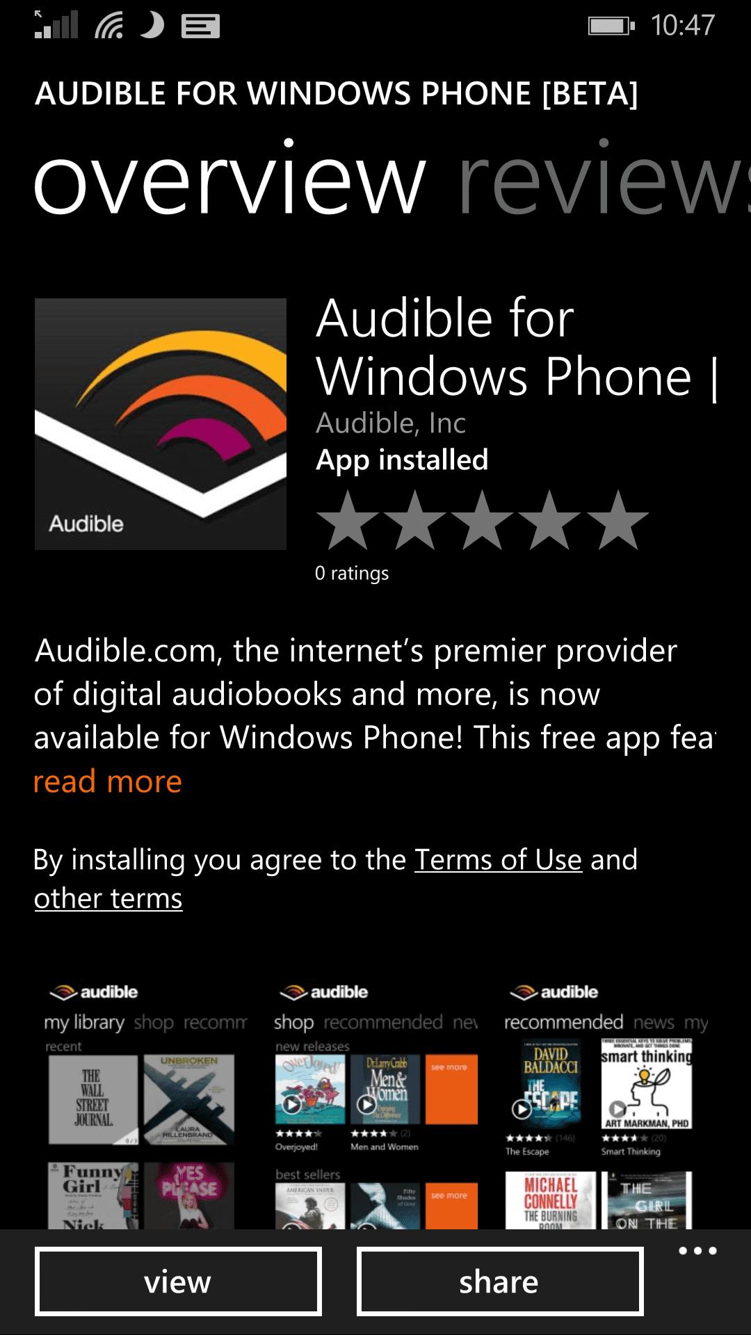 Amazon U2019s Audible Beta Testing A New And Improved Windows