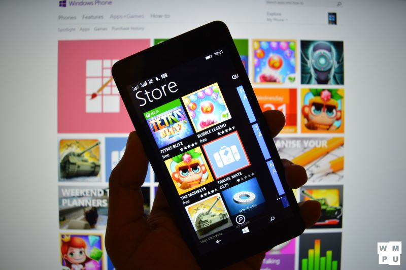 The Windows Phone Store has an app problem -  and it's not numbers 13