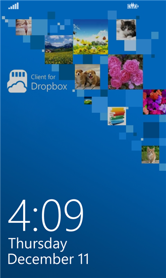 Client for Dropbox - Store and manage your files very comfortably! 9