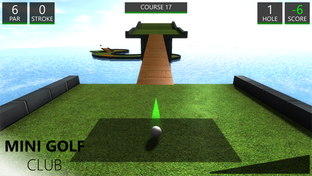 Mini Golf Club v1.5 brings you lots of new levels for Windows Phone 8 and Windows 8 16