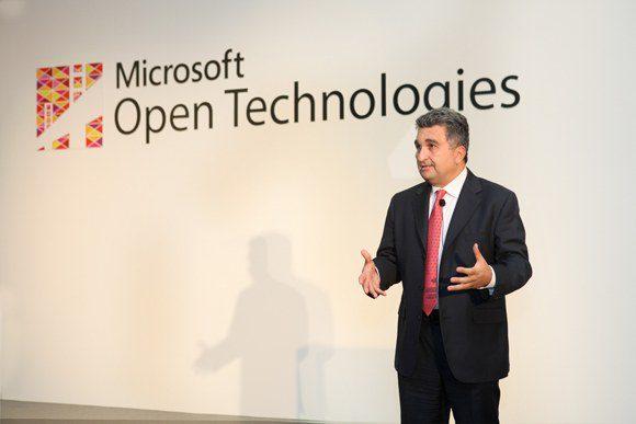 Microsoft Open Tech