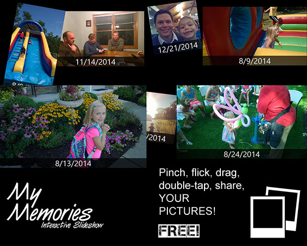 My Memories Interactive Slideshow is a Great Unique New Windows Phone 8.1 App 10