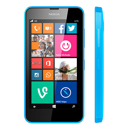 """Lumia 635 beats the Moto G 4G to win Mobile Industry Awards 2015 """"Best Value Phone"""" award 4"""
