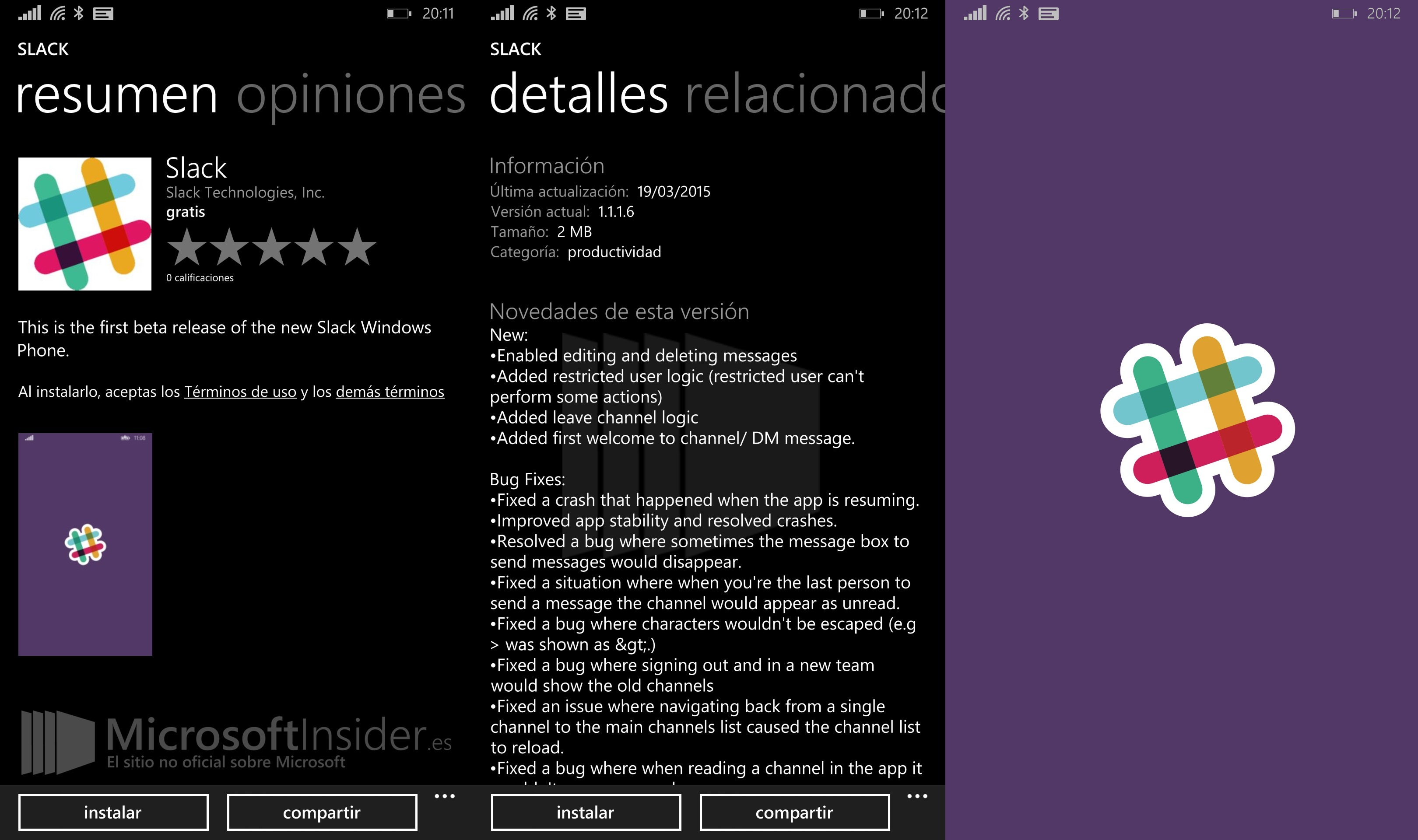 Slack-Windows-Phone-app