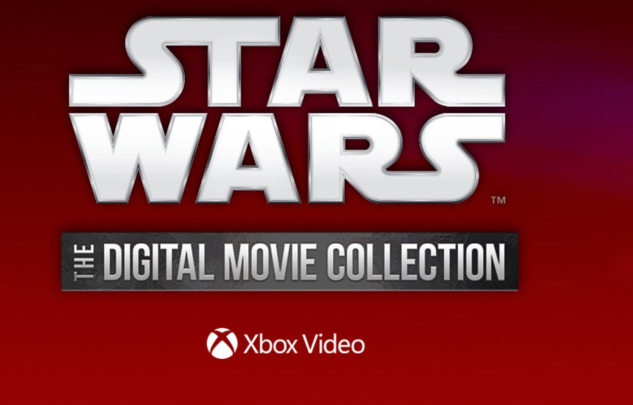 Star Wars Xbox Video
