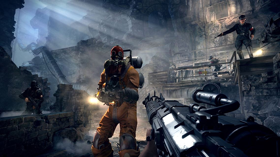 Bethesda Announces Wolfenstein Bundle, Includes New Order & Old Blood