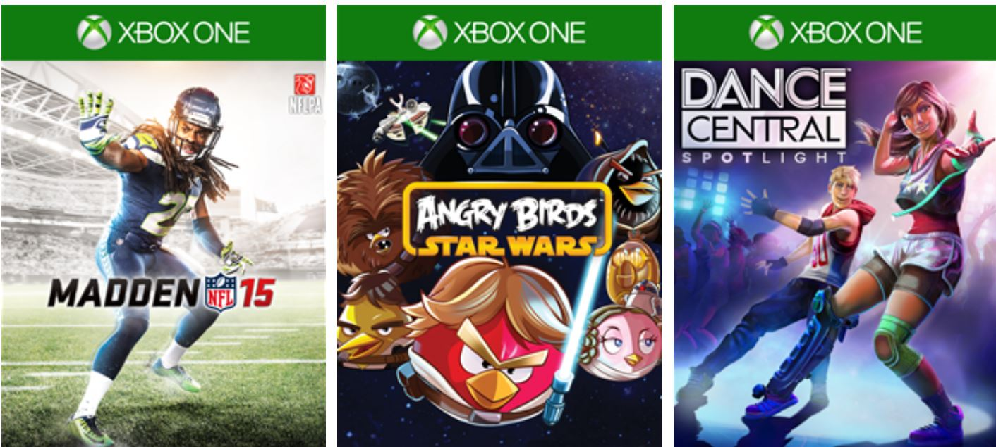 Xbox Live April Last Week deals