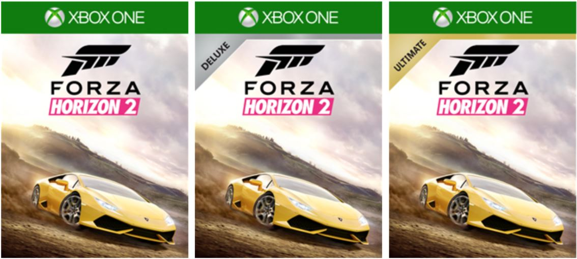 Xbox One Forza Horizon 2 Deal