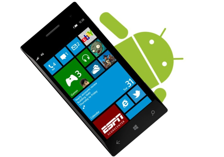 how to download android apps on windows mobile