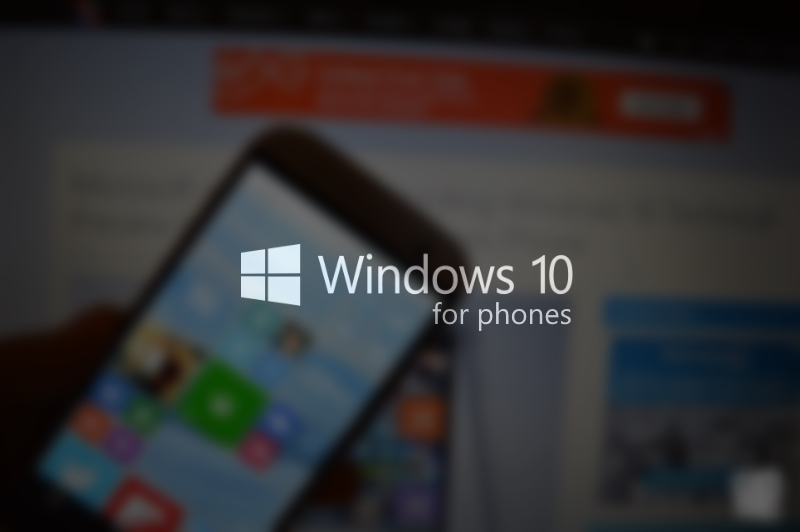 Video: First look at Windows 10 for Phones 1