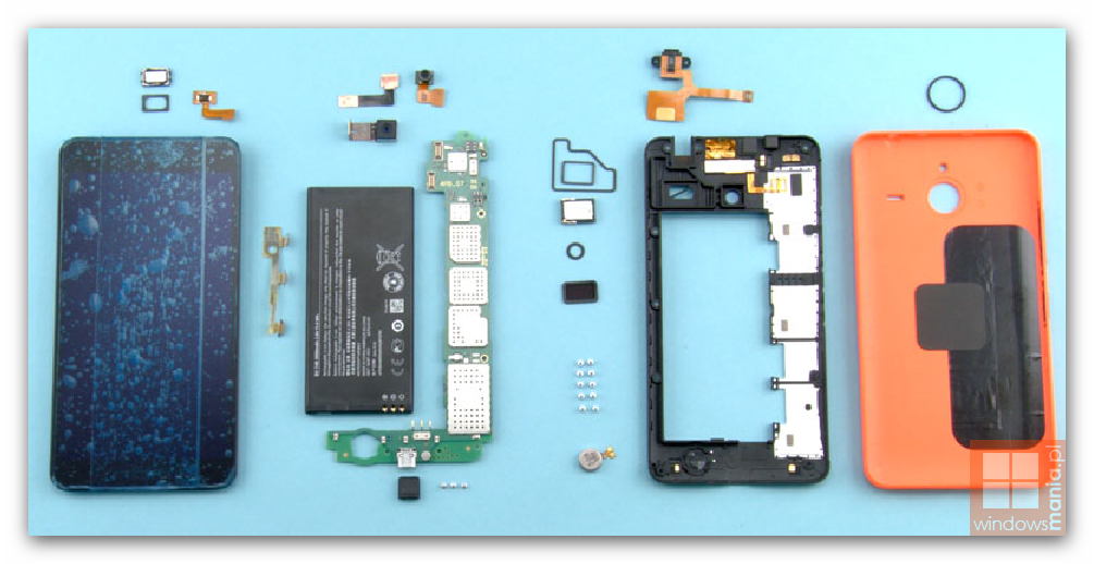 lumia 640 xl tear down 1