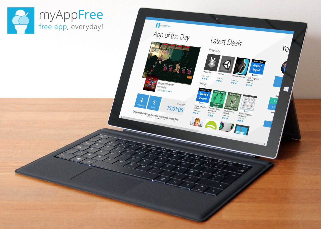 Files and Folders Pro is today's MyAppFree deal 18
