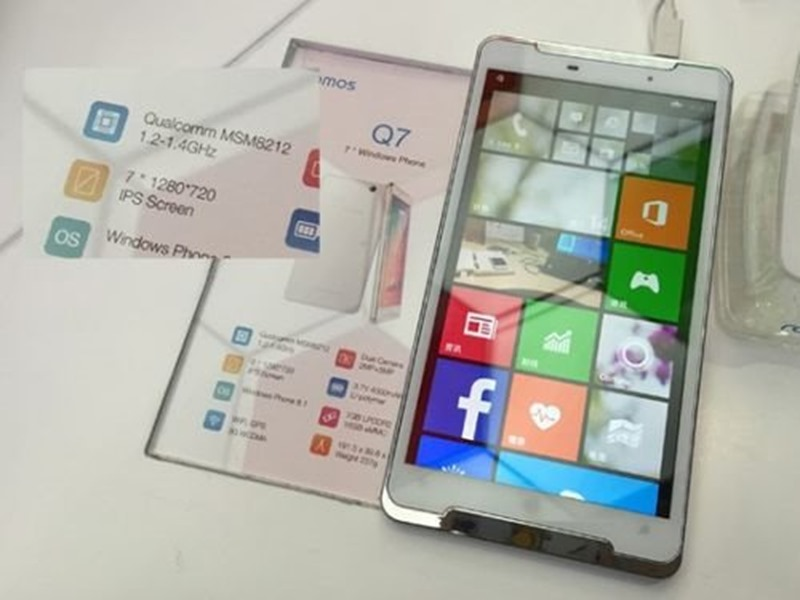 ramos q7 windows phone