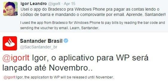 santander brazil