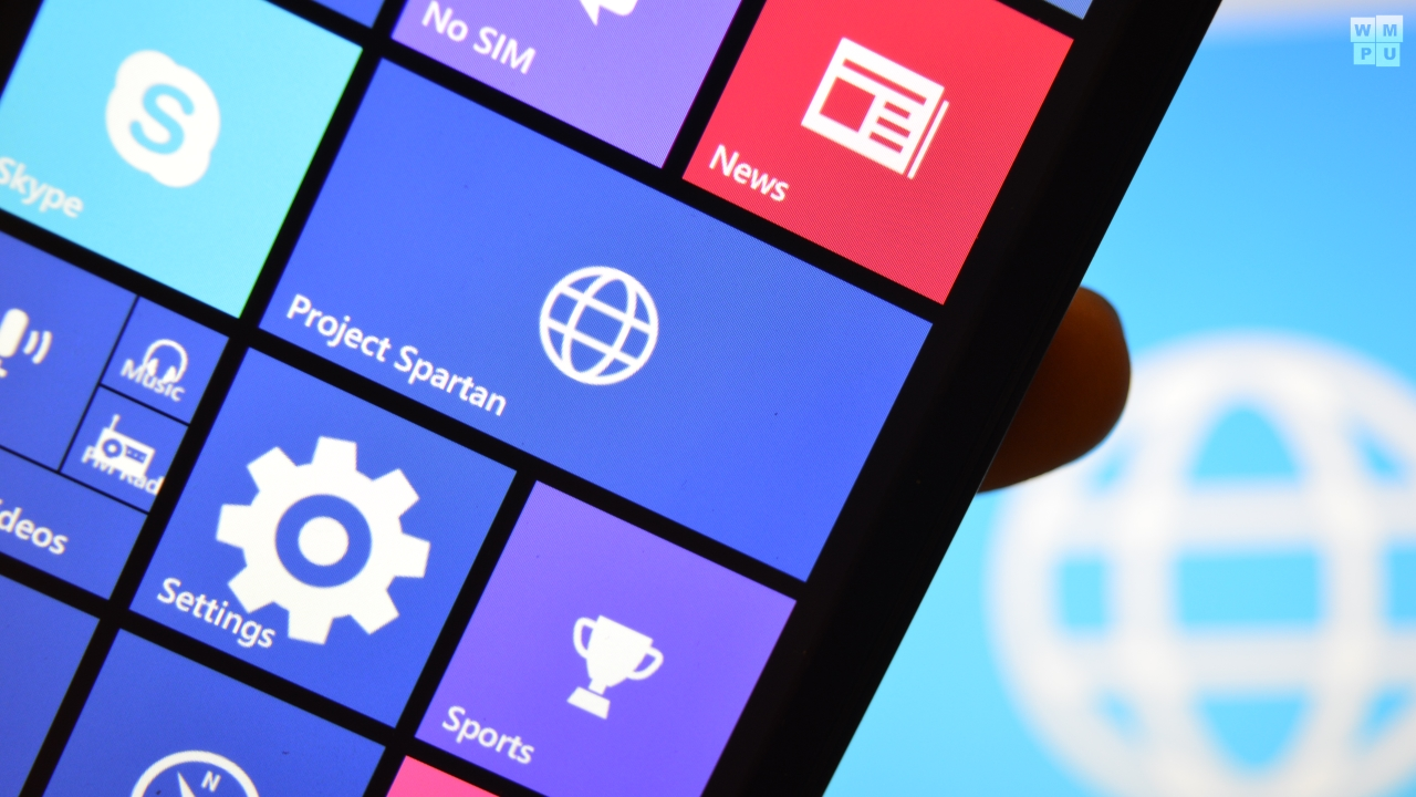 Video: A closer look at Project Spartan on Windows 10 for Phones 12