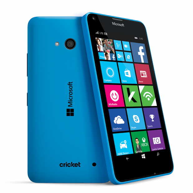 Lumia 640 Cricket Wireless