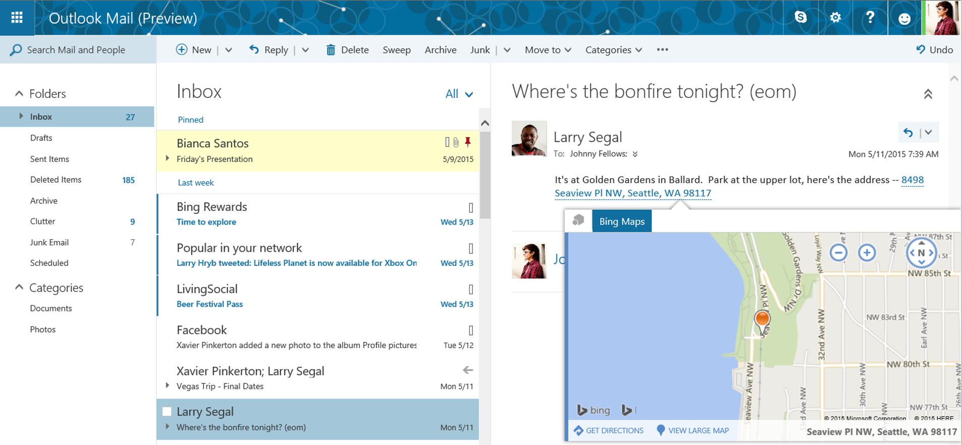 Outlook.com now has a built-in translator 12
