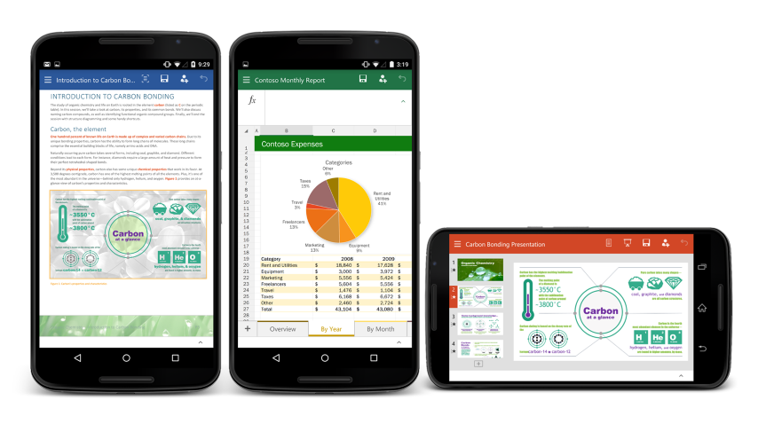 Office for Android Preview (Small)