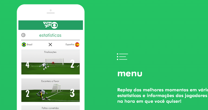 Rede Globo TV channel releases its app for Windows Phone in Brazil 17