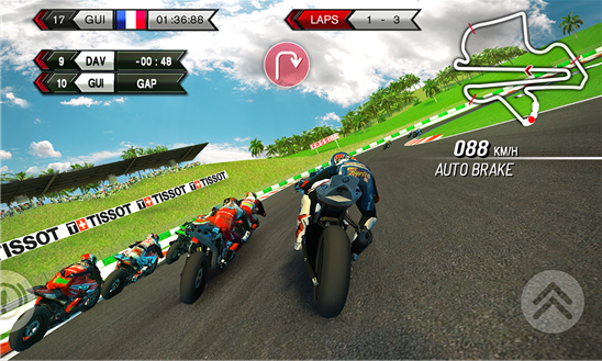 SBK15 Official Super Bike 2015 game comes to Windows Phone 12