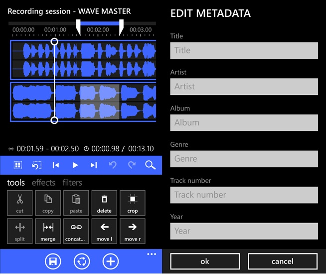 Deal: Wave Master Audio Editing App Is Now Available For Free In