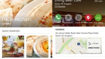 Zomato Windows Phone