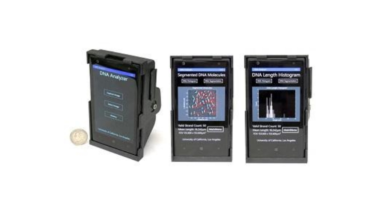 Researchers created a ultra-zoom solution to measure strands of DNA with the Lumia 1020 14