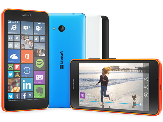 Cyan Lumia 640 with WIFI calling now available on EE for 149.99 PAYG , free on contract 11