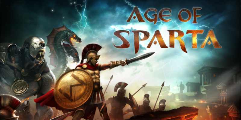Game Review - Age of Sparta 14