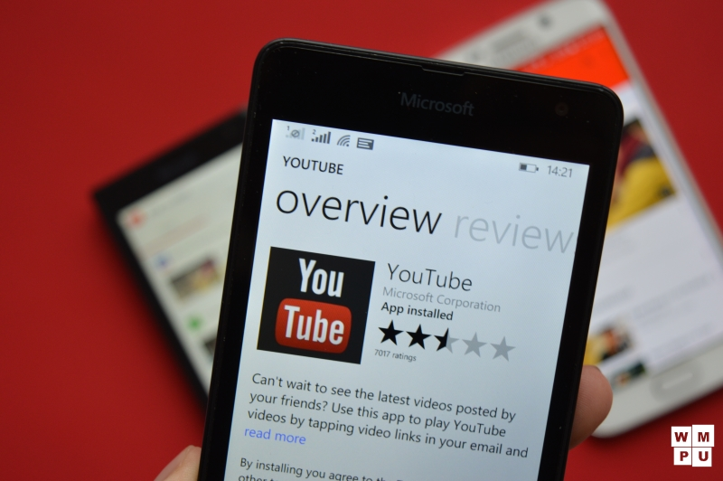 Microsoft removes embarrassing YouTube webwrapper app from