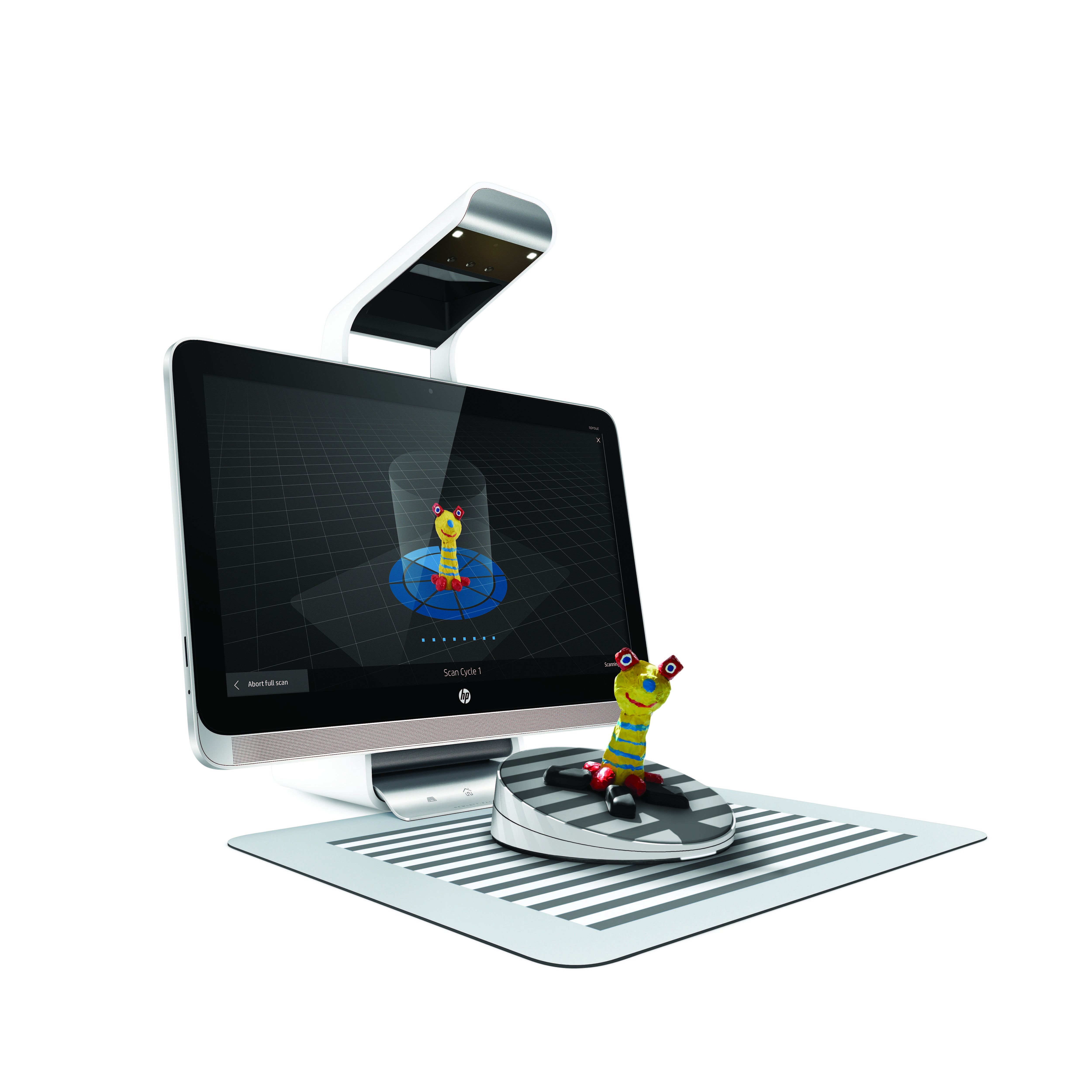 HP 3D Scanning 1