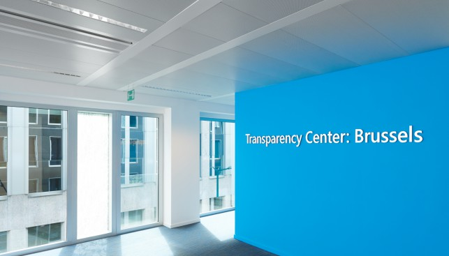 Microsoft Transparency Center
