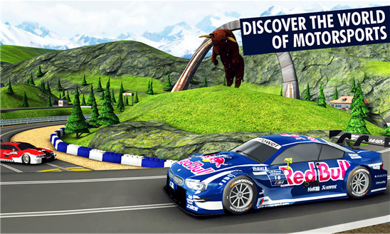 Red Bull Racers Windows Phone
