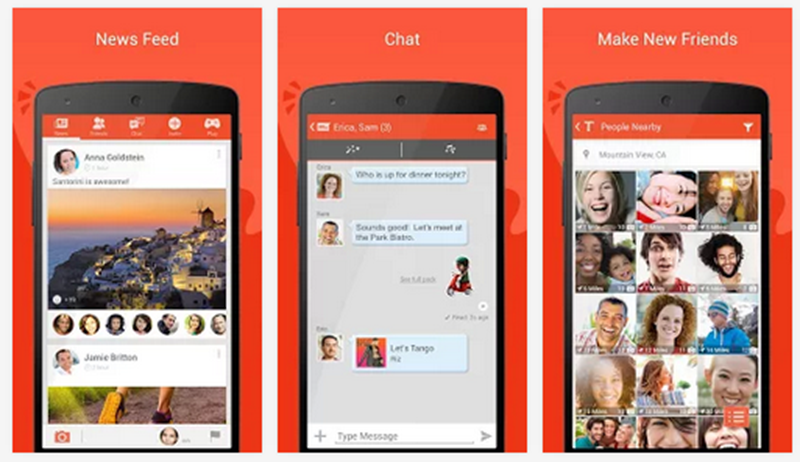 Tango Messenger may be coming back to Windows Phone 1