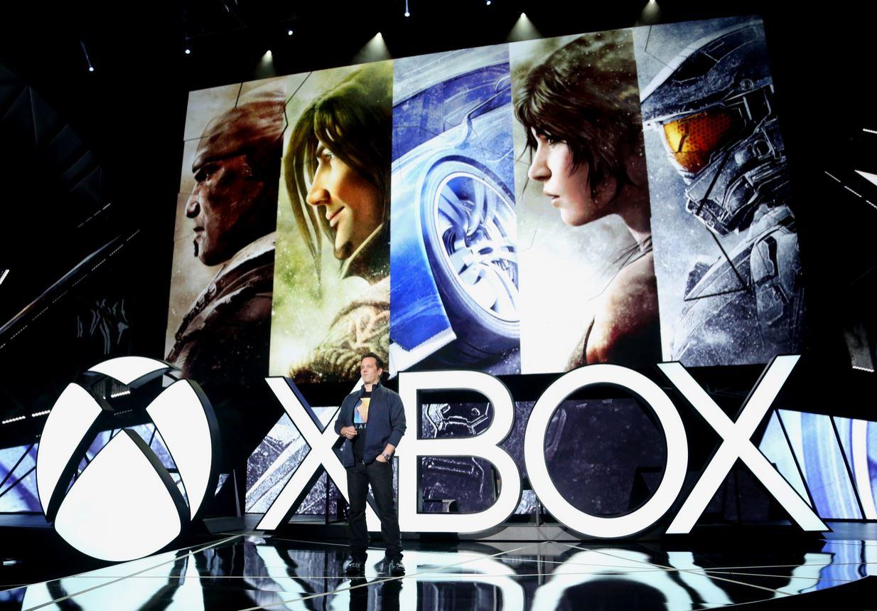 Xbox E3 Games