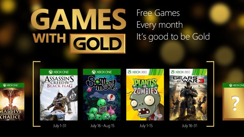 Xbox Live Games July (Small)