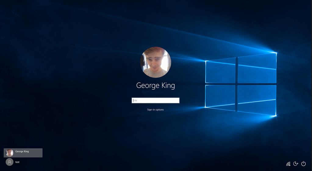 how to disable password windows 10 login