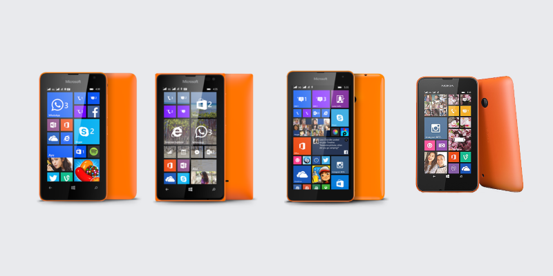 New update rolling out to Lumia 430,  435, 530, 535 with camera improvements and more 8