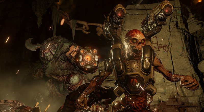 All the new free content coming to DOOM revealed at E3 - MSPoweruser