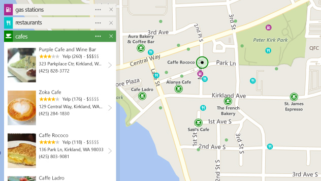 Bing Maps Preview