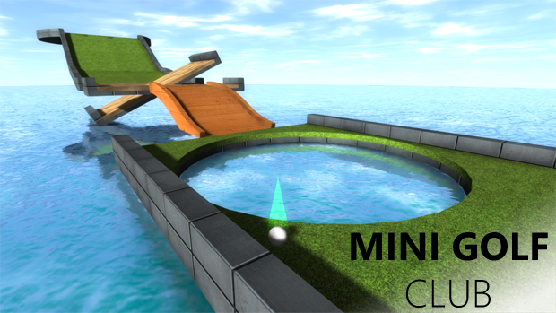 Mini Golf Club v1.7 brings you challenging new levels in the latest update 13