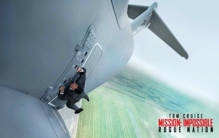 Tom Cruise Uses A Lumia 930 In Mission Impossible - Rogue Nation 8