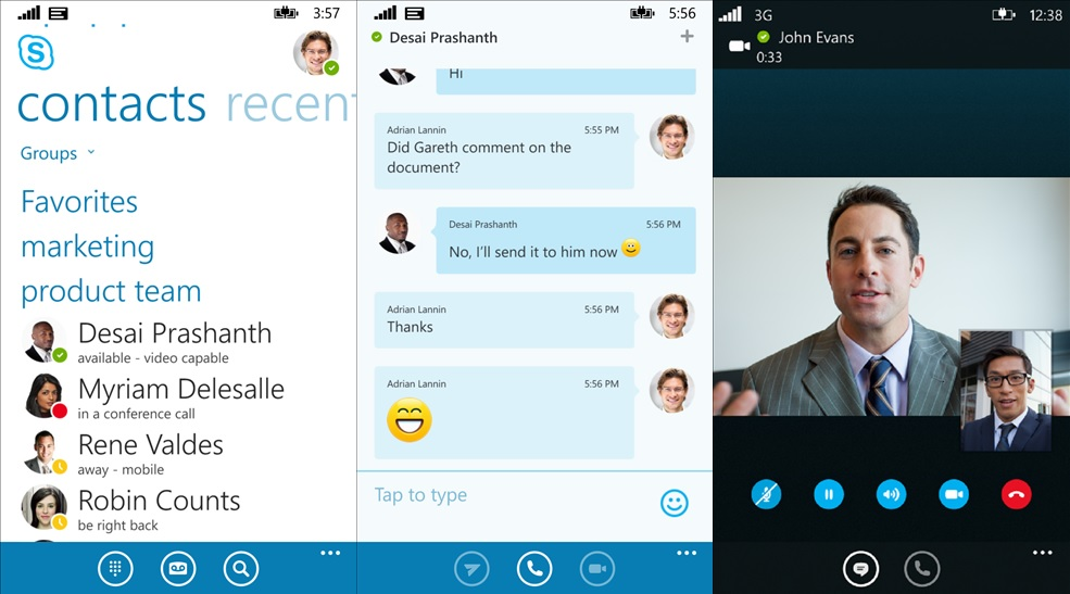 Skype for Business Overview