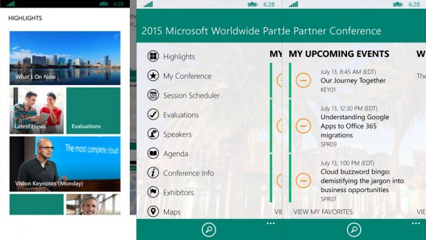 WPC 2015 App