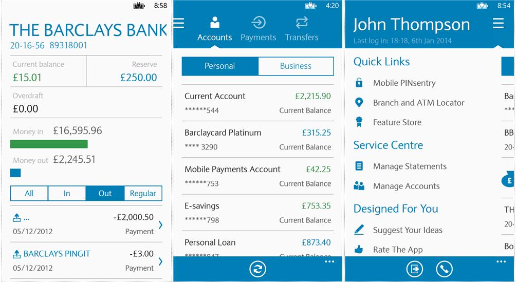Barclays Bank in UK nixes their Windows Phone app - MSPoweruser